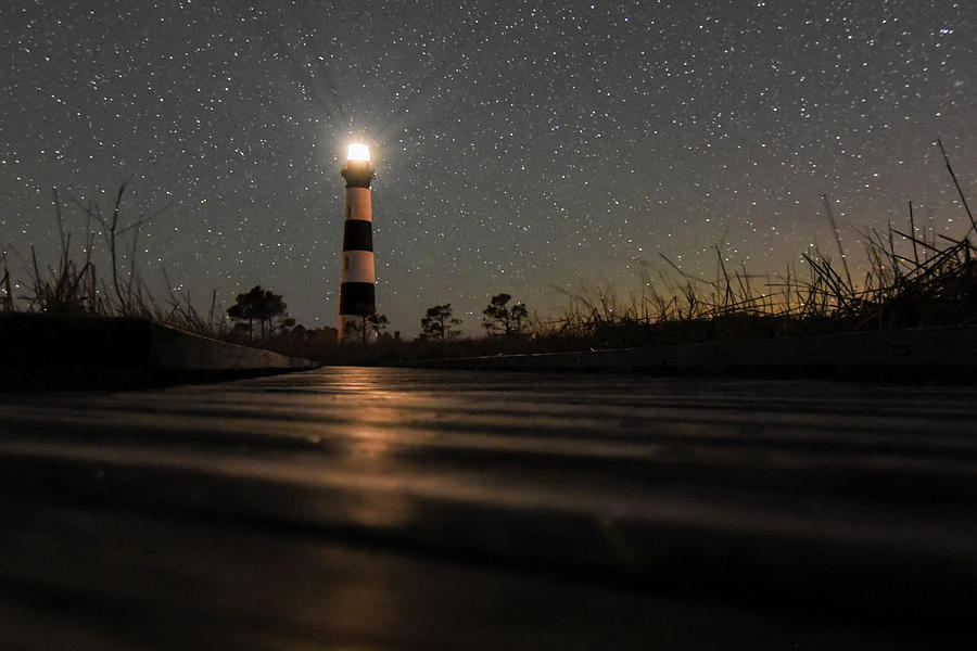 Light Up The Path Photograph
