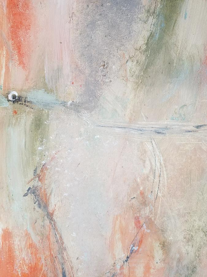 Abstract Painting - Light Within by Patricia Byron