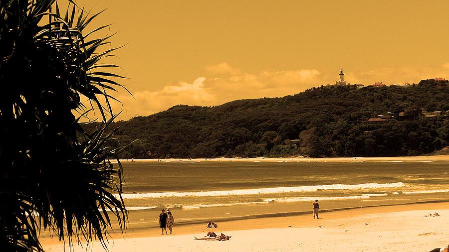 Lighthouse Photograph - Lighthouse Byron Bay by Edan Chapman