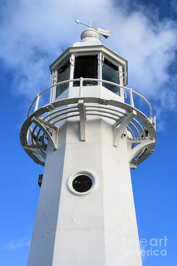 Lighthouse Photograph - Lighthouse by Carl Whitfield