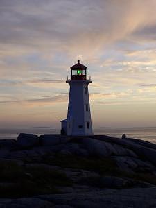 Landscape Photograph - Lighthouse  by Donna Ryant