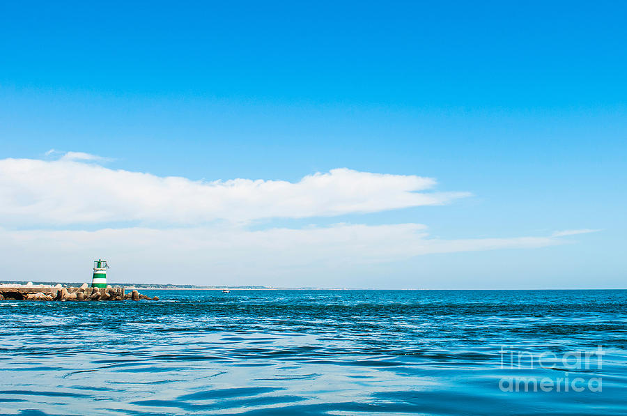 Lighthouse Photograph - Lighthouse by Luis Alvarenga