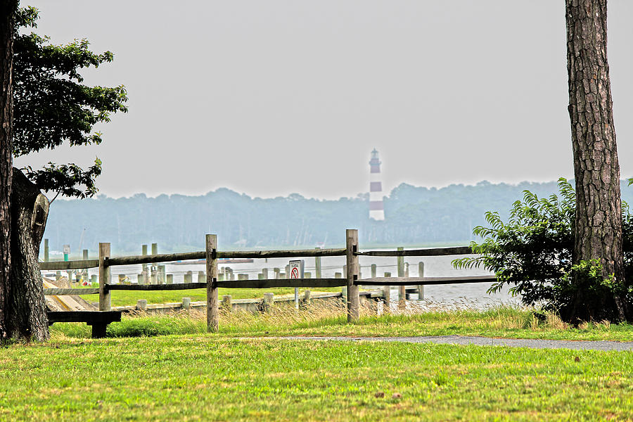 Assateague Photograph - Lighthouse Park by JB Stran