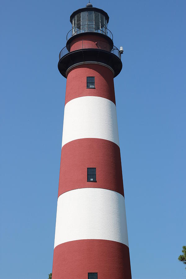 Abstract Photograph - Lighthouse Portrait by JB Stran