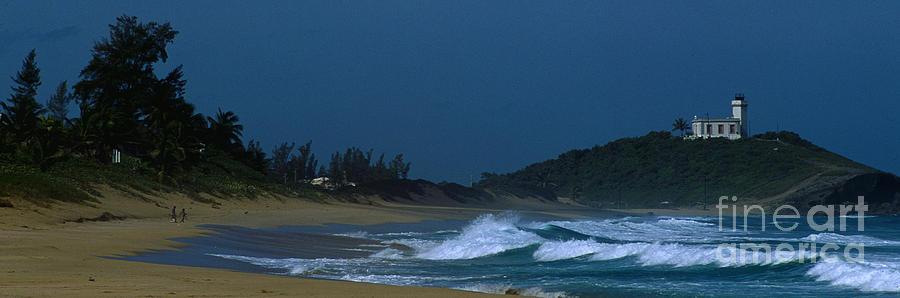 Lighthouse Puerto Rico Photograph by Antonio Martinho