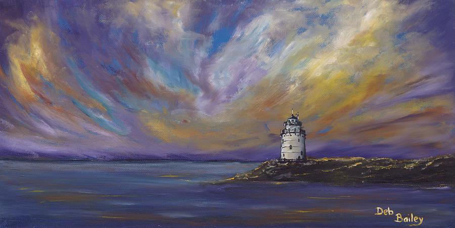 Lighthouse splendor by Debra Bailey