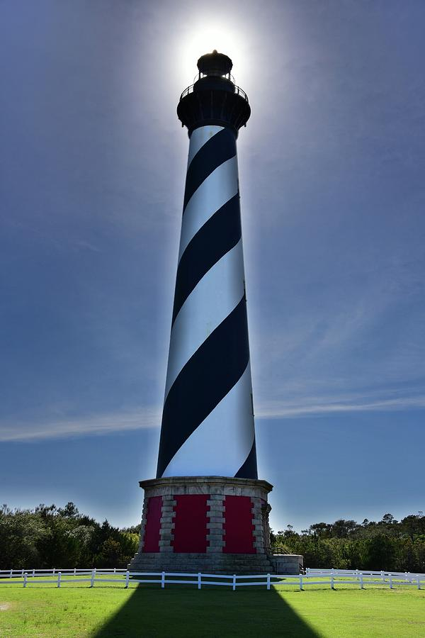 Cape Hatteras Lighthouse by Vince McCall