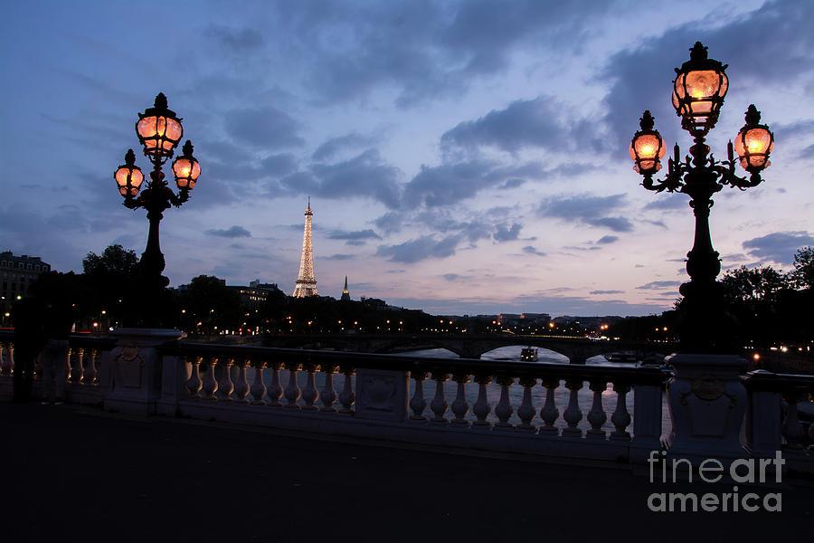 Lighting the Tower by Tim Mulina