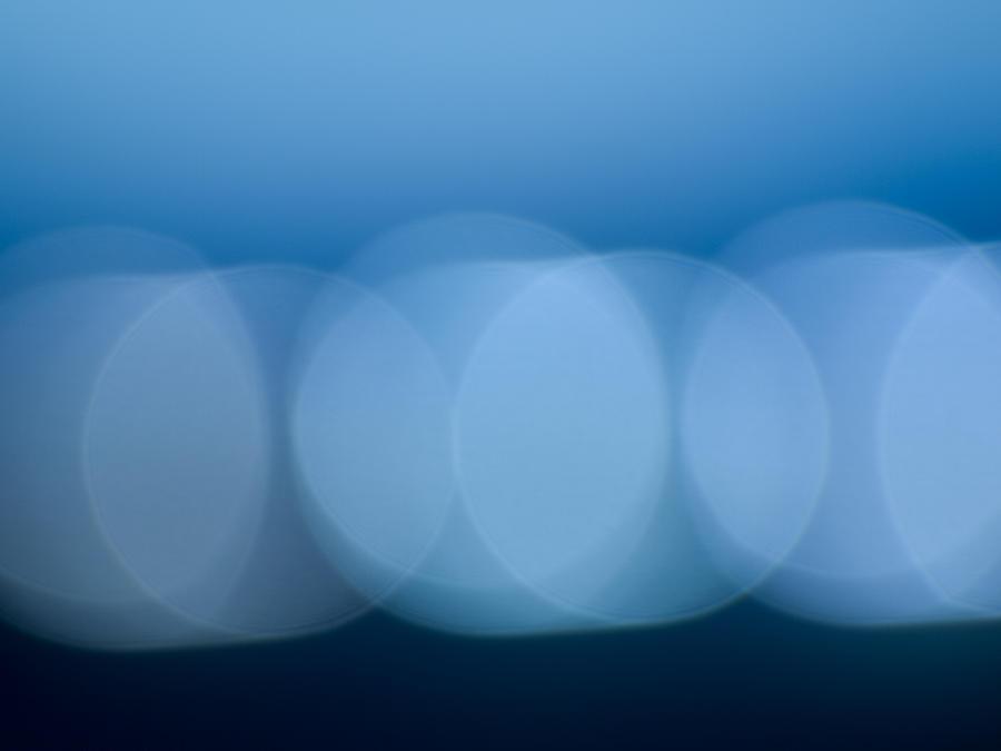 Light Photograph - Lights by Felix M Cobos