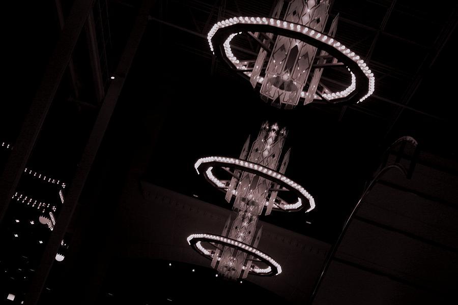 Lights Photograph - Lights by Linda  Stover