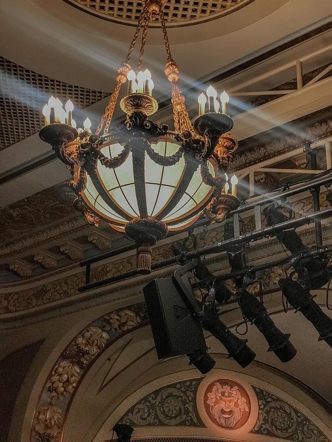 Broadway Photograph - Lights Of Broadway by Joseph Yarbrough