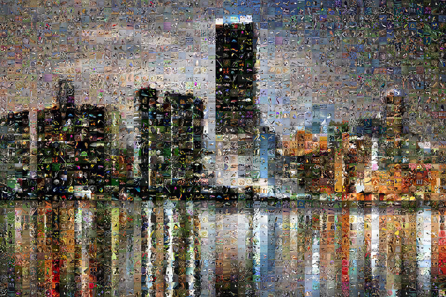 Gilberto Digital Art - Lights Of Miami by Gilberto Viciedo