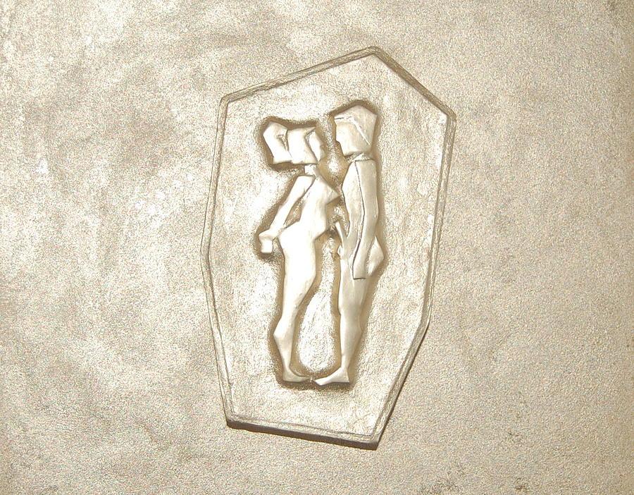 Sex Relief - like Adam and Eva by Alexander Almark