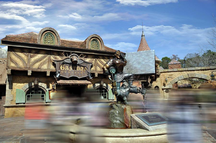 Gaston Photograph - like Gaston by Ryan Crane