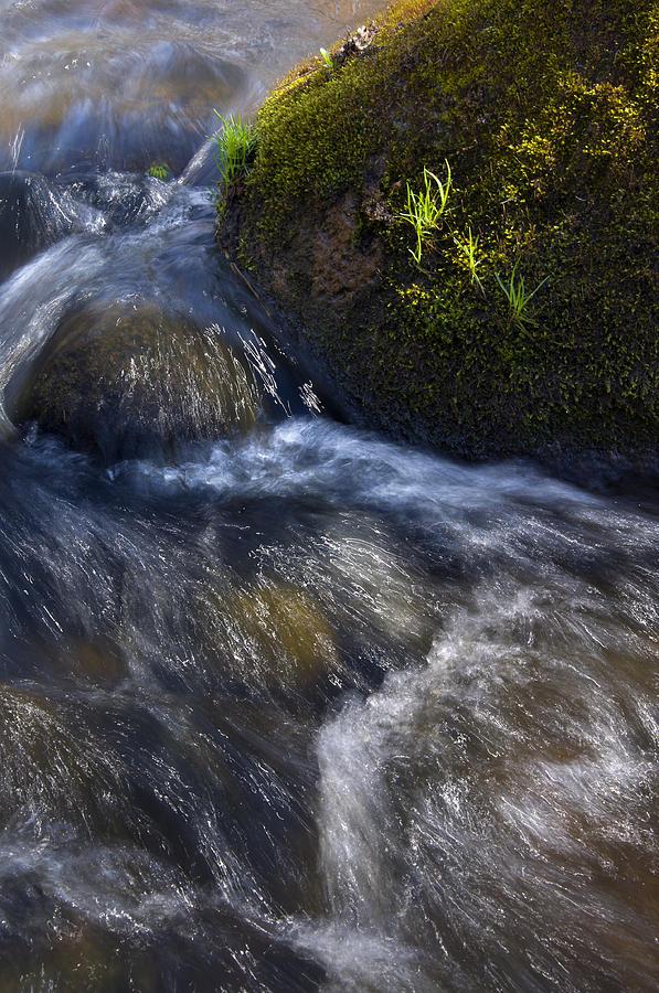 Stream Photograph - Like Never Before by Stanislovas Kairys