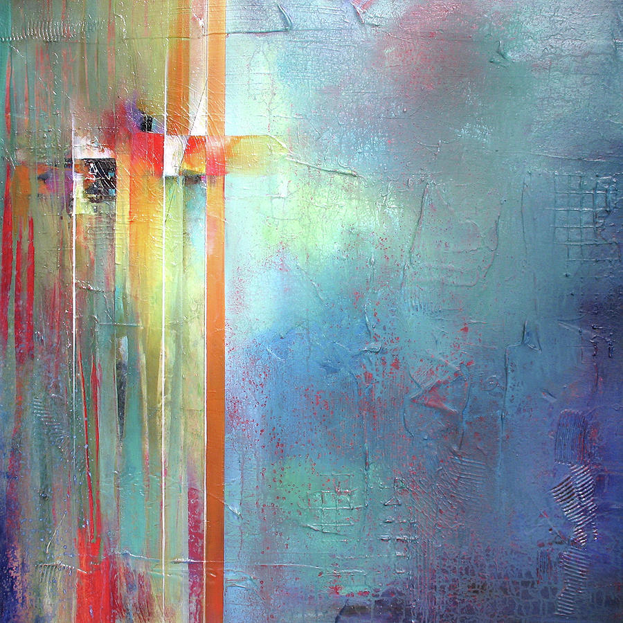 Abstract Painting - Like No Other 2 by Karen Hale