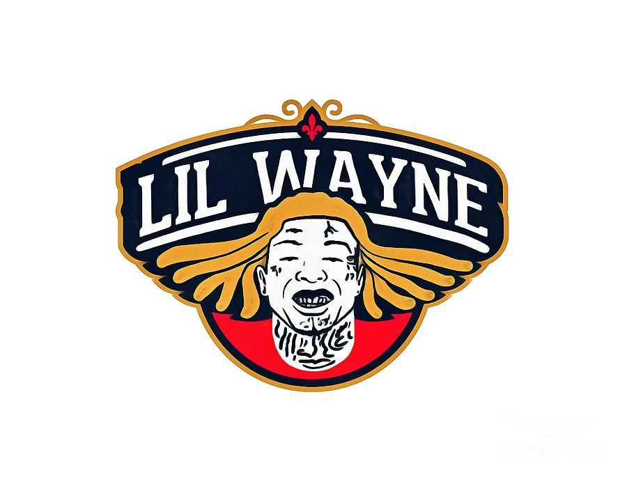 Lil Digital Art - Lil Wayne by Jarwo Jainap