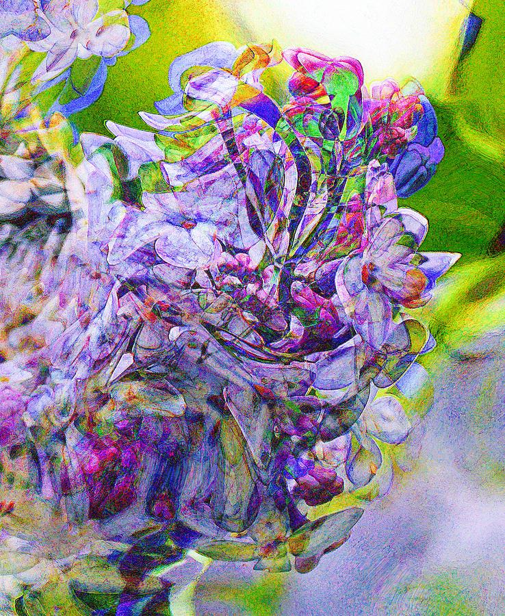 Lilac by Lynellen Nielsen