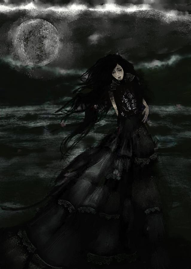 Lilith Moon Digital Art