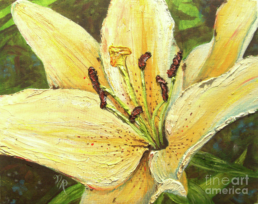 Lily Dream by Nicole Angell