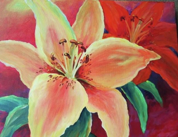 Lily by Sue Nelson