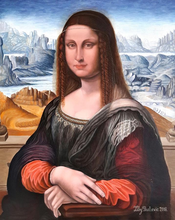Mona lisa prado