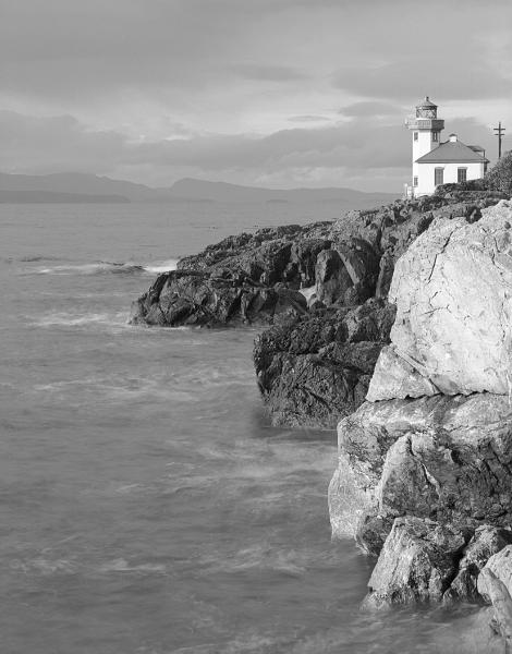 Lime Kiln Light House Photograph by Paul Aiello