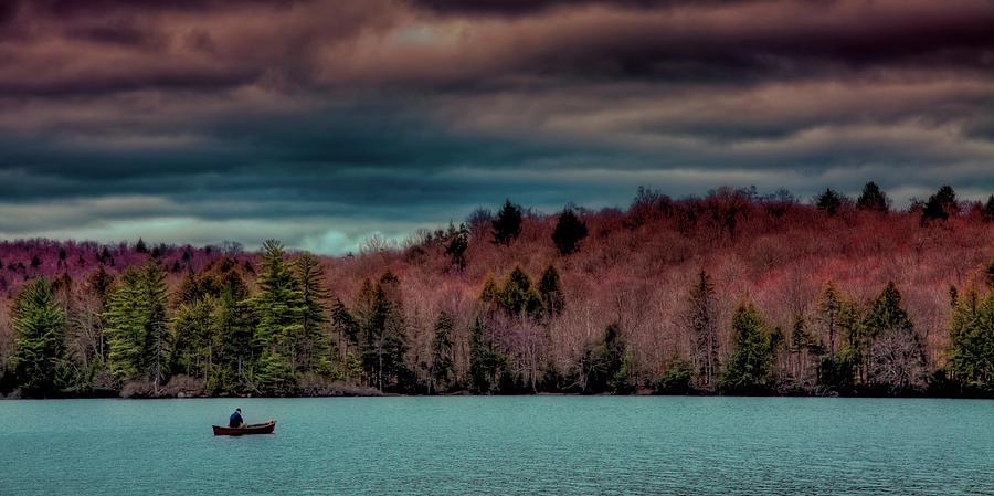 Limekiln Lake Photograph