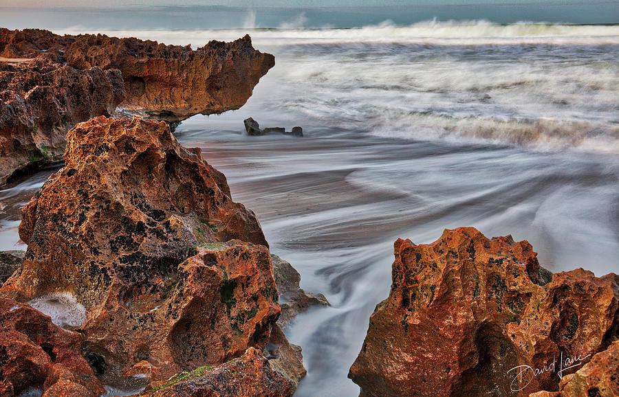 Limestone Ocean by David A Lane
