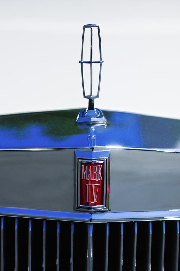 Canvas Lincoln Tech >> Lincoln Continental Mark Iv Hood Ornament - Emblem ...