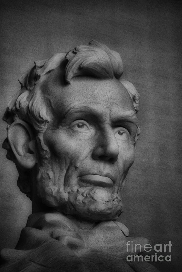 Scenic Tours Photograph - Lincoln by Skip Willits