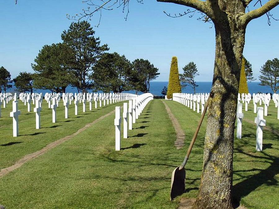 France Photograph - Lines Of Heroes by Frank Nicolato