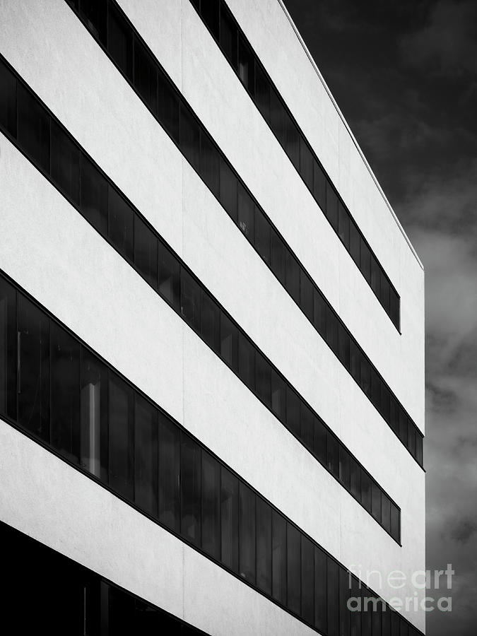 Architecture Photograph - Linna by Tapio Koivula