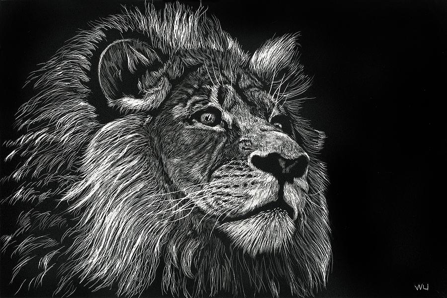 Lion IV by William Underwood