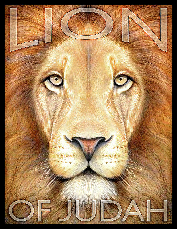 Lion Of Judah Drawing