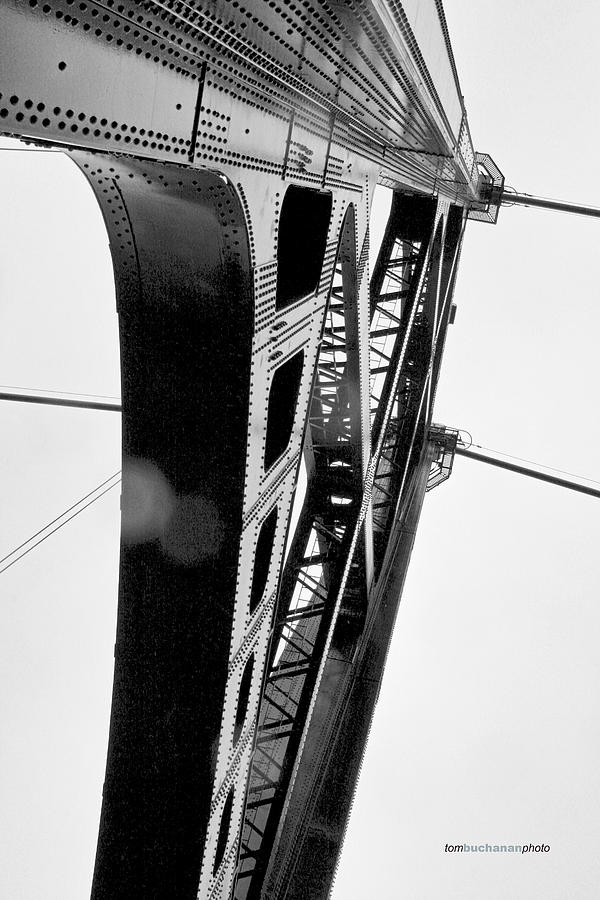 Lions Gate Photograph - Lions Gate by Tom Buchanan