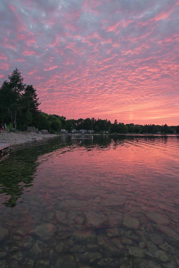 Lion's Head Sunset #1 by Rick Shea