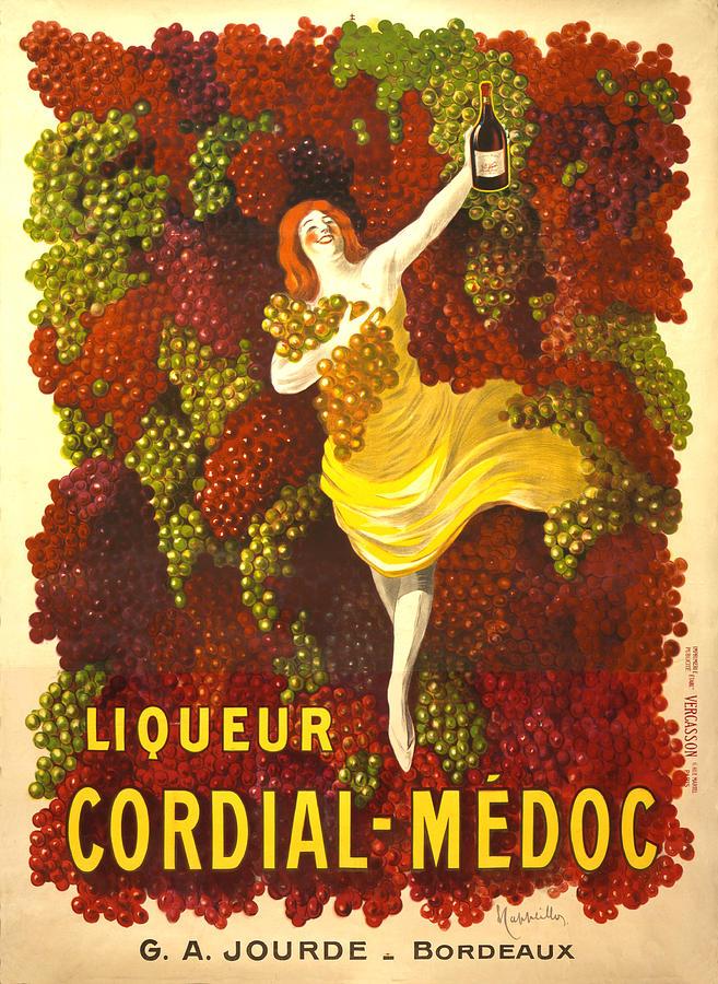 Vintage French Liqueur Advertising Art Print Poster Set Choice of 3 Prints!