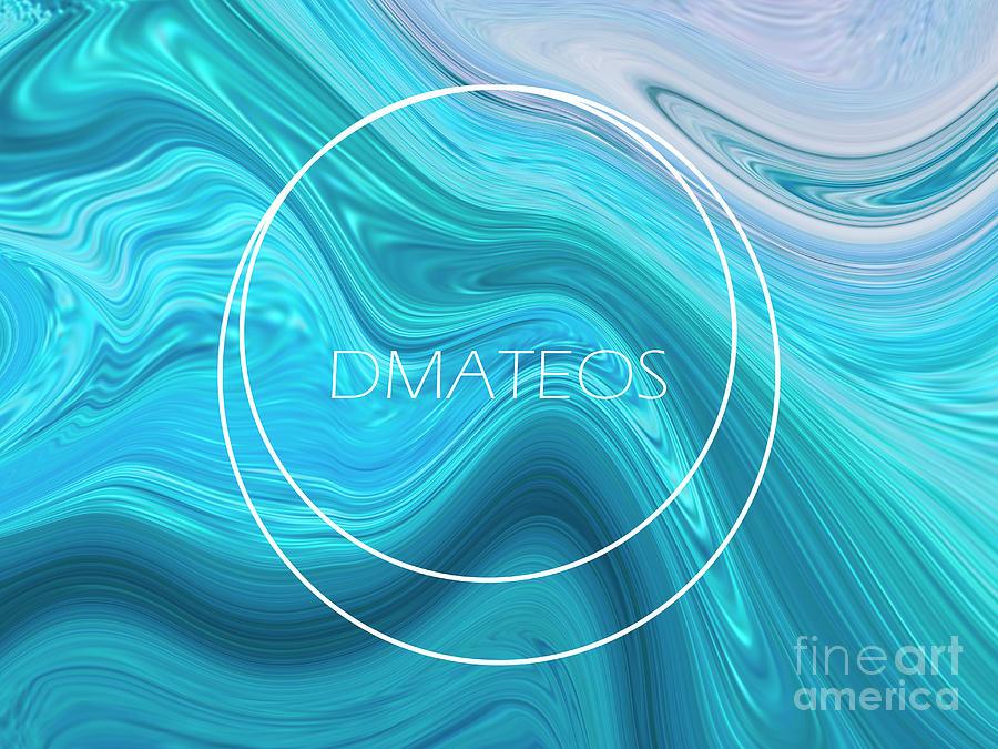 Liquid Digital Art - Liquid by D Mateos
