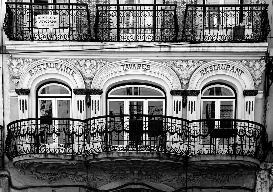 Lisbon Photograph - Lisbon 17b by Andrew Fare
