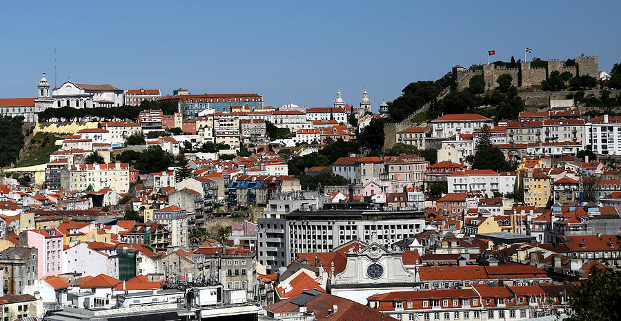 Lisbon Photograph - Lisbon 18 by Andrew Fare