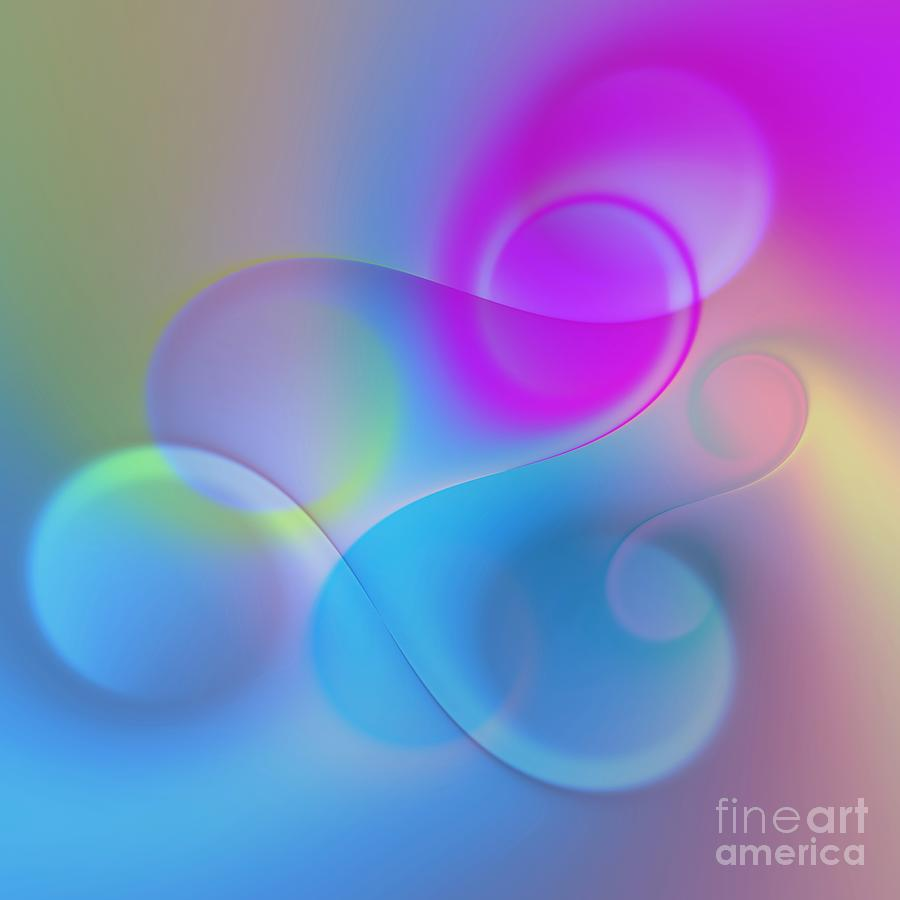Color Digital Art - Listen To The Sound Of Colors -3- by Issabild -
