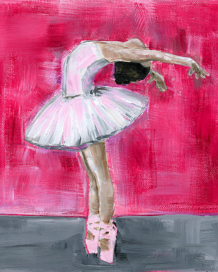 Little Ballerina #2 by Debbie Brown