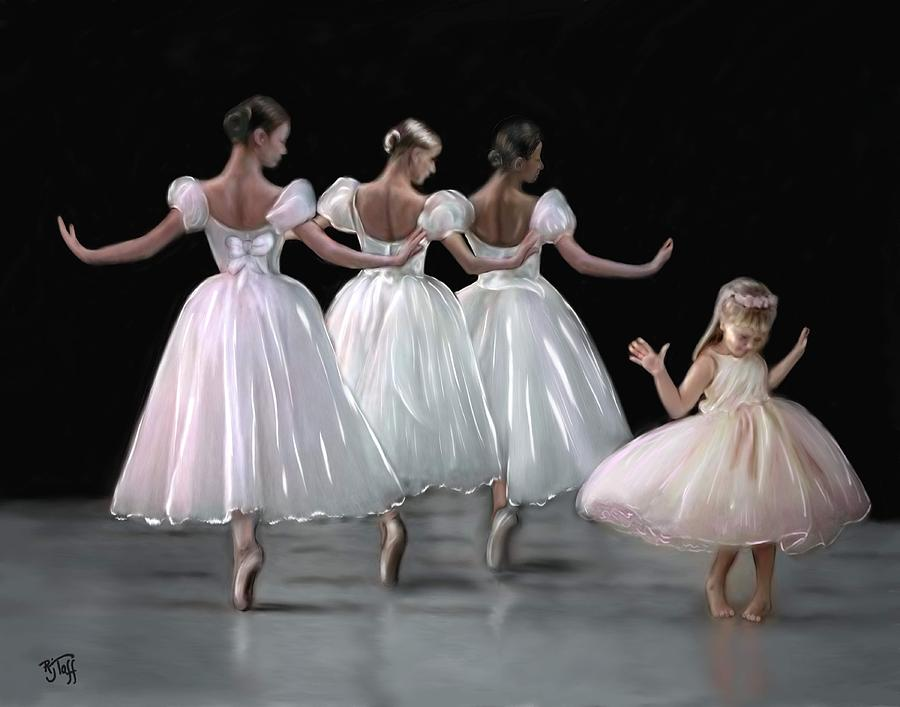 Little Ballerina's Dream by Roberta Martin