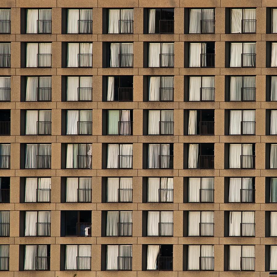 City Photograph - Little Boxes by Ryan Heffron