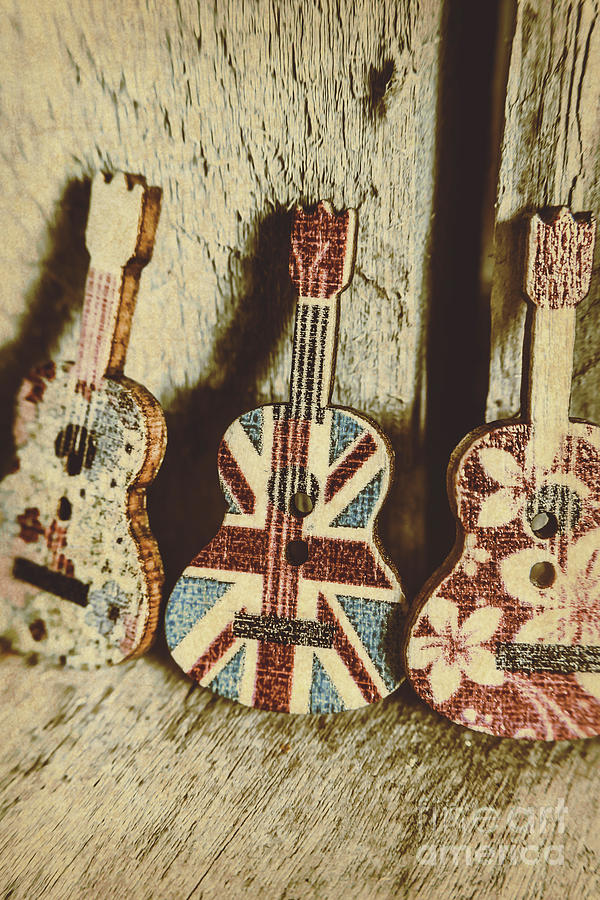 Song Photograph - Little Britain, Big Sounds by Jorgo Photography - Wall Art Gallery