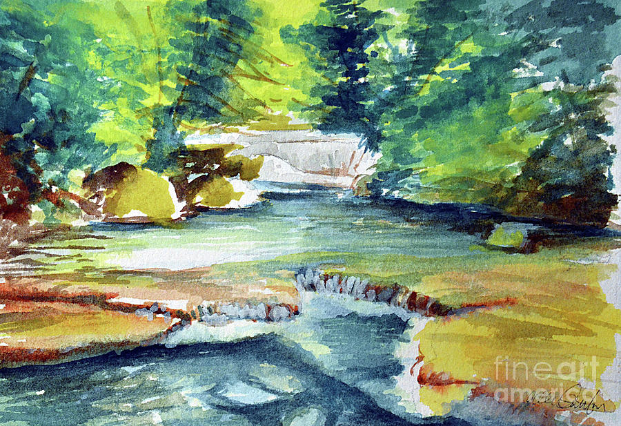 Little Falls Painting