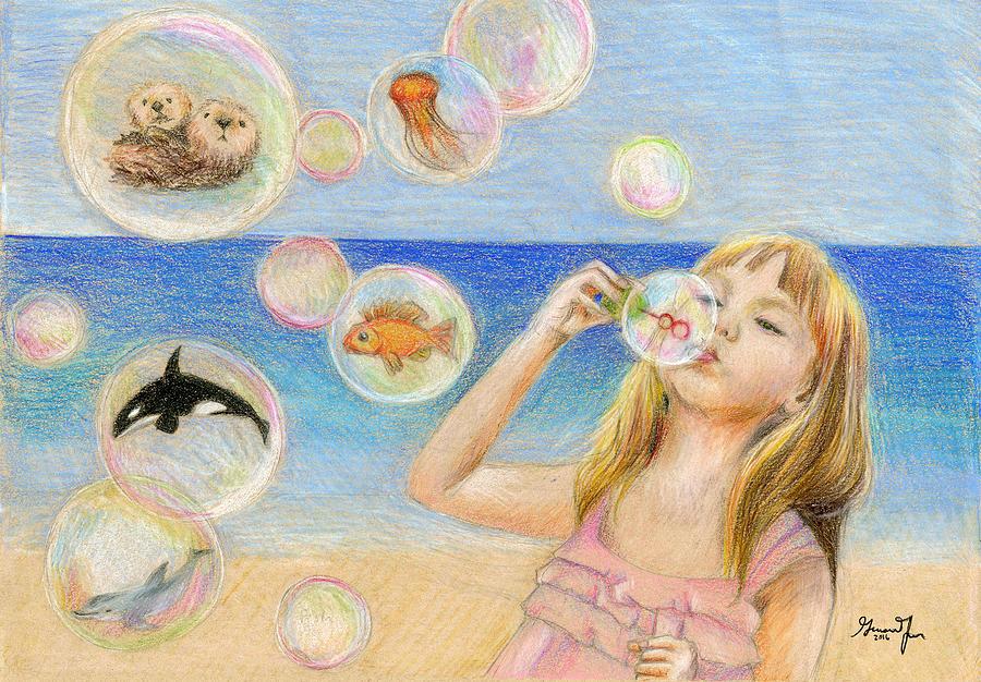 Little Girl Big Imagination By Gianina Fan 8Th Grade -6694