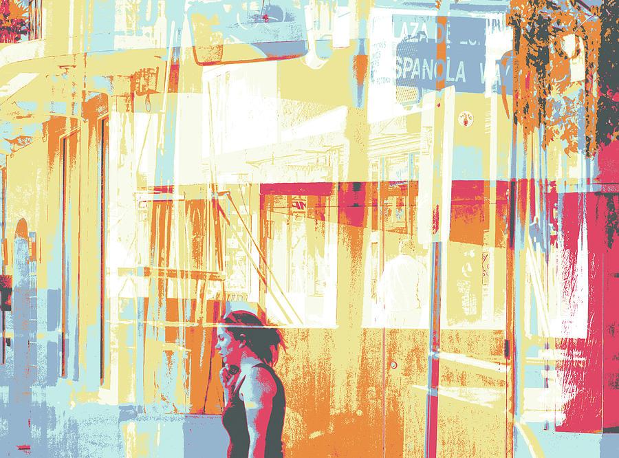 Miami Mixed Media - Little Havana  by Shay Culligan