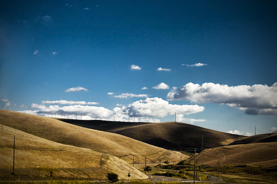 Hills Photograph - Little Hills by Subhadip Ghosh
